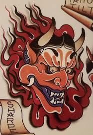 best 25 oni tattoo ideas on pinterest japanese tattoo samurai