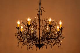 Tree Chandelier Tree Branch Chandelier Lighting How To Make Forest Inspired Diy