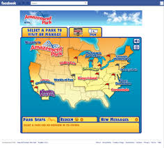 cedar fair parks map see our work plow digital development agency