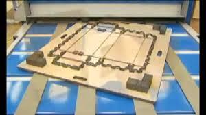 rollmat roller die cutter boxmaker for cardboard boxes plastics