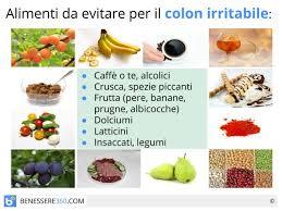 alimenti per combattere la stitichezza per colon irritabile cosa mangiare esempi e cibi da evitare