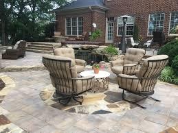 Patio Furniture Huntsville Al Stack Stone Columns In Huntsville Alabama Durable Designs