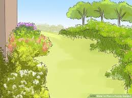 how to plan a family garden with pictures wikihow