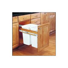how to make cabinets smell better kitchen trash cans built into cabinets or not