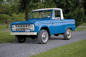 year make and model u2013 1966 u002777 ford bronco hemmings daily