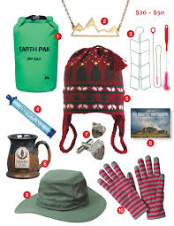 2016 guide to the best hiking gifts starting at less than 20