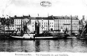 chambre de commerce boulogne sur mer quai gambetta un carrefour entre la ville et la mer grand nausicaa