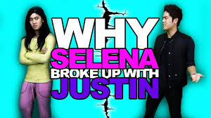 why selena broke up with justin youtube