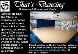 rent floor mid atlanticdancenet s event venue rent space studio