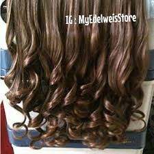 harga hair clip curly hairclip start 50 000 myedelweisstore instagram photos and