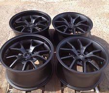 Mustang Black Rims Mustang Wheels 18 Ebay