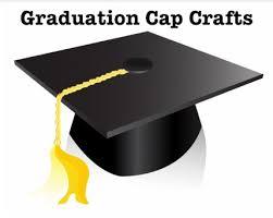 caps for graduation graduation cap crafts 01wb png