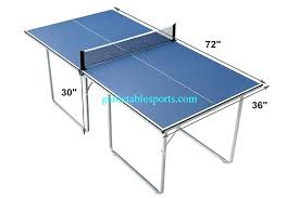 beer pong table size cm regulation ping pong table size not knock down competition table