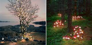 Christmas Lights Installation Toronto by Magical Artworks Place Lamps Books And Chairs In The Middle Of