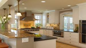 Color Schemes For Kitchens With Dark Cabinets by Brown Laminate Floor Kitchen Color Schemes Cabinets Dining Table