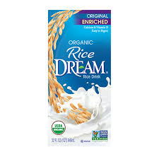 rice dream enriched original rice drink dream plant based