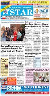april 30 2014 fort bend community newspaper by fort bend star