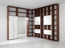 White Wall Bookcase by Decorations Wall Mounted Bookcase Wood Roselawnlutheran Along