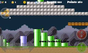 android apk version free mario bros apk file version for android
