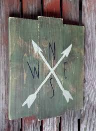 Home Decor Wooden Signs Best 25 Arrow Decor Ideas On Pinterest Arrow Nursery Nursery
