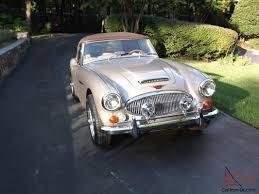 motorcorp austin healey 3000 mark 3 golden beige met restored british