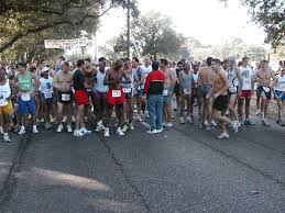 thanksgiving day races date