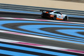 gulf racing ben barker gets gulf porsche fia world endurance seat total 911