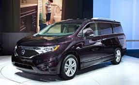 nissan van 12 passenger nissan quest reviews nissan quest price photos and specs car
