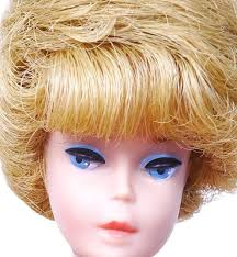 bubble cut hairstyle vintage blonde bubble cut fashion queen wig hairstyle barbie doll