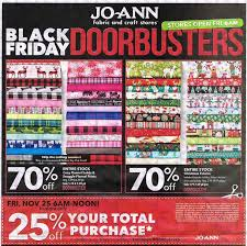 michaels black friday jo ann fabrics black friday 2017 ad deals u0026 sales
