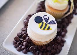 bee themed gender reveal party popsugar moms