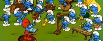 smurfs cast images voice actors