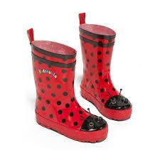 zulily s boots kidorable ladybug boot tootsiesrainwear