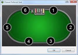 6 seat poker table pokertracker