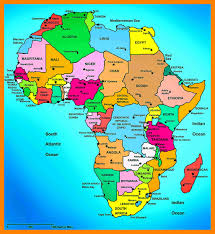Morocco Africa Map by 6 Africa Political Map 2017 Sales Clerked
