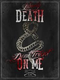 Don T Tread On Me Tattoo Ideas Don U0027t Tread On Me U2026 Pinteres U2026