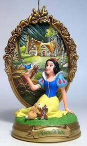 snow white with backdrop ornament hallmark from our