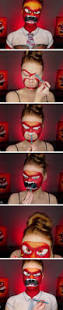 Halloween Duct Tape Crafts 18 Diy Halloween Costumes Make Up Tutorials Craft Or Diy