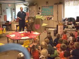 community helpers visit kindergarten brook hill tyler tx