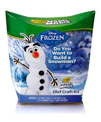 look what i found on zulily frozen model magic olaf craft kit by