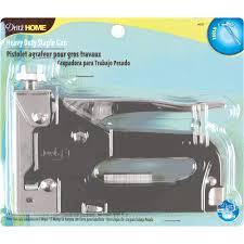 Upholstery Stapler Home Depot Amazon Com Dritz Heavy Duty Staple Gun Arts Crafts U0026 Sewing