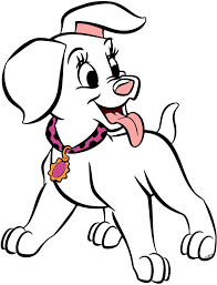 101 dalmatians puppies clip art disney clip art galore