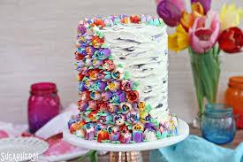 in bloom layer cake sugarhero