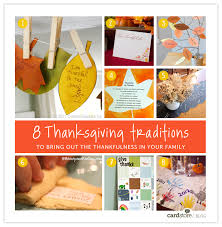 8 thanksgiving traditions to bring out the thankfulness in your