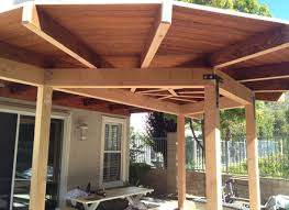 Simple Patio Cover Designs Patio Cover Plans Objectifsolidarite2017 Org