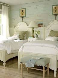 Cottage Style White Bedroom Furniture Kids Room Clean White Bunk Bed For Twin Bedroom Ideas With White