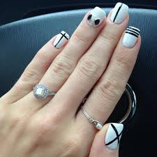 nail designs with black gallery nail art designs