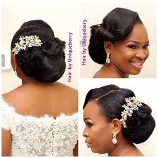 nigeria wedding hair style 42 best my bridal hair images on pinterest bridal hairstyles
