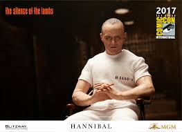 silence of the lambs u2013 dr hannibal lecter figures by blitzway