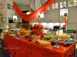 Brunch Setup Life U0026 Home At 2102 A Chinese Birthday Party